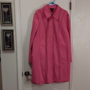 3/4 Length Jacket - 24